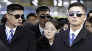 Kimova sestra a bodygardi