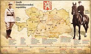 Mapa Rakousko Uhersko