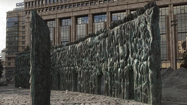 Pomnik Stalinovi obeti