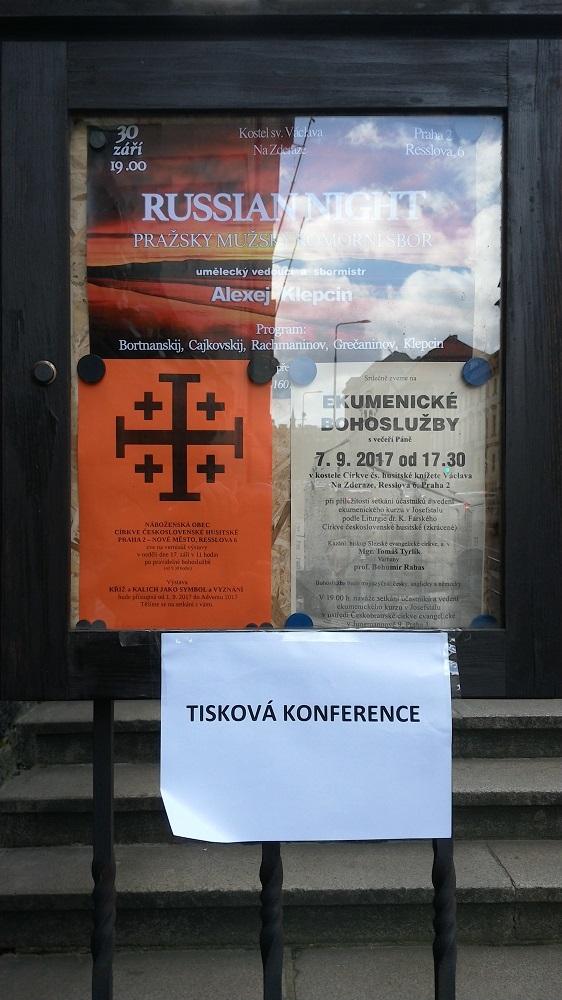 Mariansky Sloup V Praze