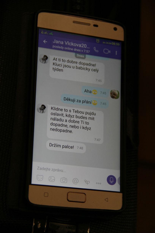 Vlckova sms